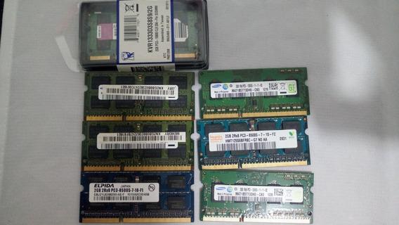 Memoria Ram 2gb Ddr3 1600mhz Pc3-12800 Sodimm