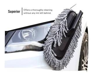 Limpiador De Microfibra Para Auto Coche Extremadamente Suave
