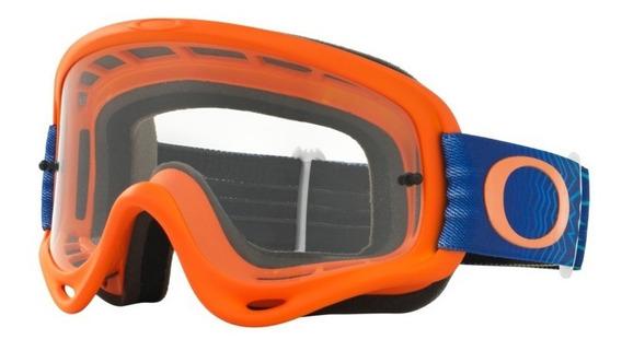 Goggles Oakley O Frame Mx Naranja