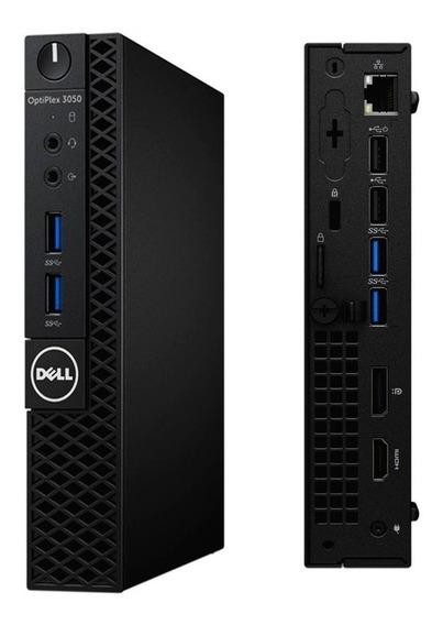 Mini Pc Dell Core I3 6100 3050m 8gb Ddr4 Ssd120gb Hdmi Win10
