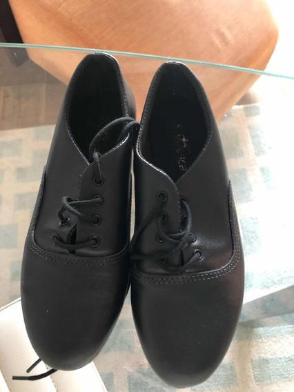 Sapato De Sapateado, Produto Só Dança, Número 35