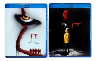 Eso It 2019 Capitulo 1 Y 2 Stephen King 2 Peliculas Blu-ray
