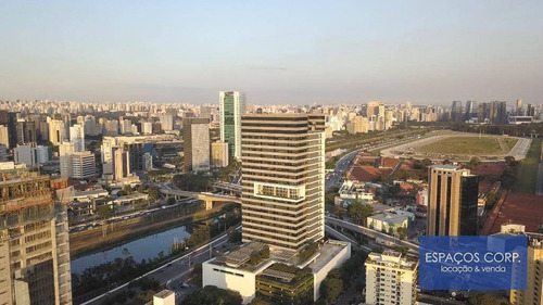 Imagem 1 de 8 de Laje Corporativa Para Alugar, 6516m² - Butantã - São Paulo/sp - Lj0720