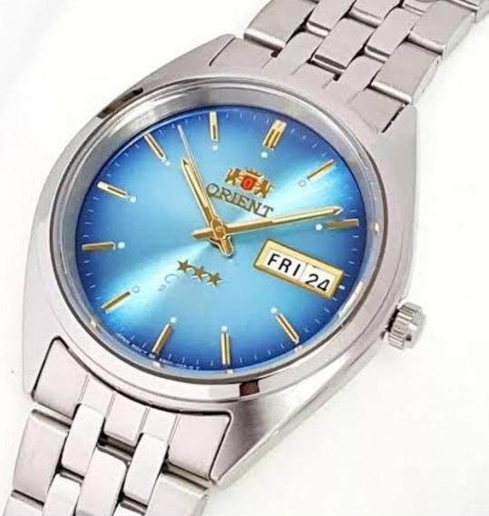 Relógios Orient Masculino Automático,agora 5 Anos Garantia