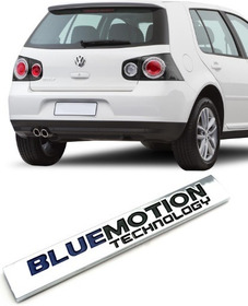 Emblema Adesivo Nome Bluemotion Technology