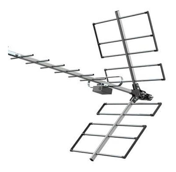 Antena Externa Yagi Prohd-1118 - Proeletronic