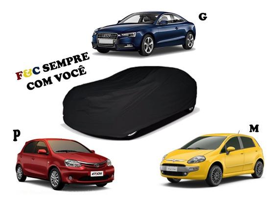 Capa Térmica Cobrir Automóvel 100% Forrada Couro Sintético