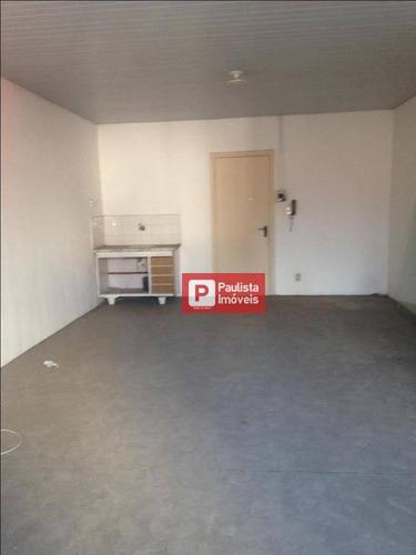 Sala Para Alugar, 33 M² Por R$ 1.500,00/mês - Campo Belo - São Paulo/sp - Sa1387