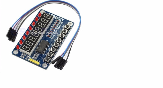 Display Led Para Arduino