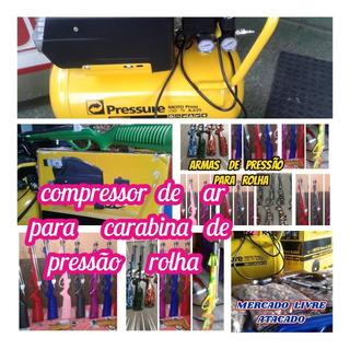 Compressor Pressure Especial P/arma De Pressão Rolha