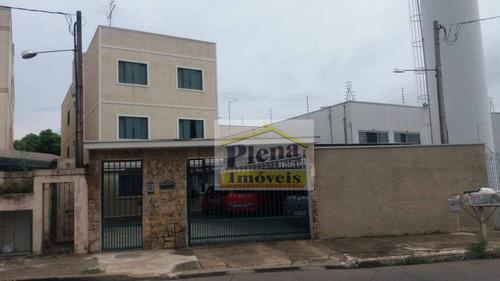 Imagem 1 de 15 de Apartamento Á Venda Com 85 M² - Jardim Alvorada - Sumaré/sp - Ap0950