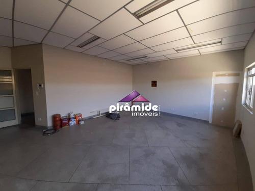Sala Para Alugar, 45 M² Por R$ 900,00/mês - Jardim Paulista - São José Dos Campos/sp - Sa0805