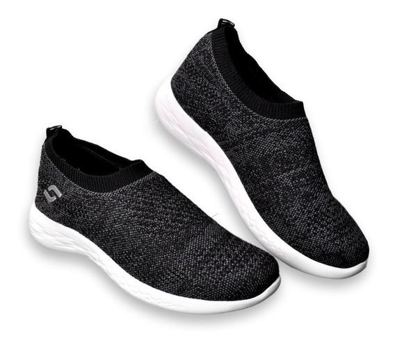 Zapatillas Mujer Urbanas Soft 5100 / 5200 Ultra Livianas