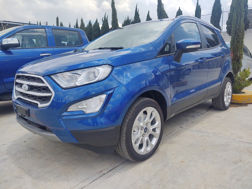 Imagen 1 de 8 de Ford Ecosport Titanium 2021