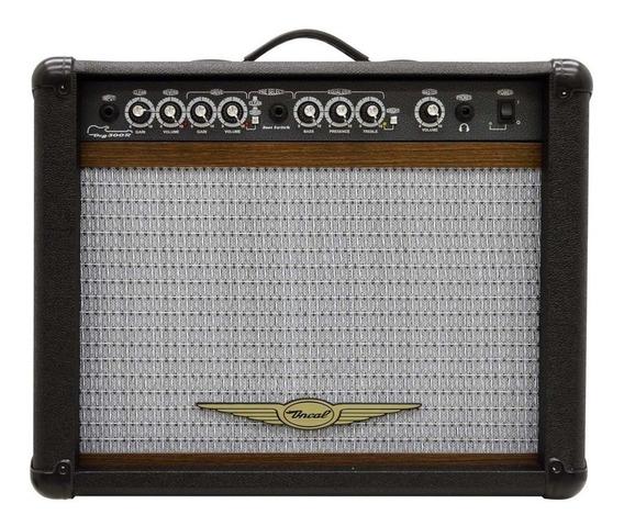 Caixa Amplif Oneal Ocg300r P/ Guitarra 60w - Promoção