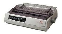 Impressora Matricial Okidata Microline 321 Turbo Usada