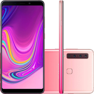 Samsung Galaxy A9 2018 A920f 128gb 4g Rosa Vitrine