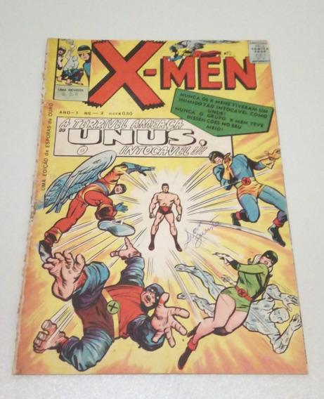 Edições Gep X-men 2 (2ª Aparição Dos X-men) / Frete Grátis