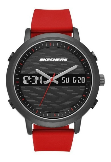 Reloj Skechers Rojo Hombre Sr5073