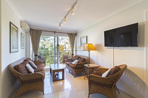 Encantador Departamento De 3 Dormitorios Ideal Para Vivir Todo El Año!!- Ref: 2082