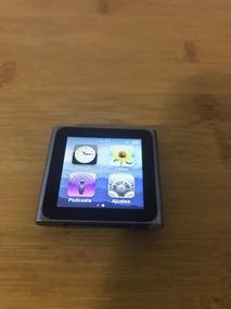 iPod Nano 6 Original - 16 Gb - 100% Conservado + Carregador