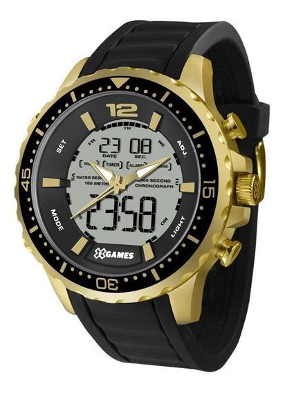 Relógio Masculino X Games Xteel Xmgpa005-bxpx