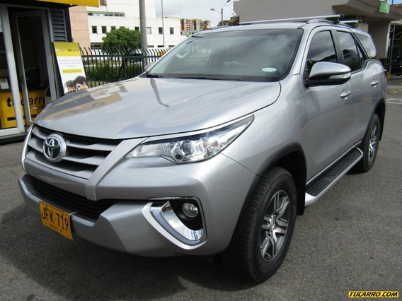 Toyota Fortuner Sw4