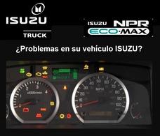Diagnóstico Electrónico De Vehiculos Pesados Marca Isuzu Npr