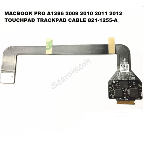 2011-2012 Touchpad Cable Model 2009-2010 Apple Macbook A1286 Trackpad