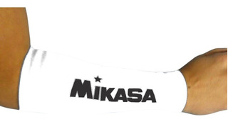 Mangas Protectoras Antebrazos Mikasa Voley Basquet Gemeleras