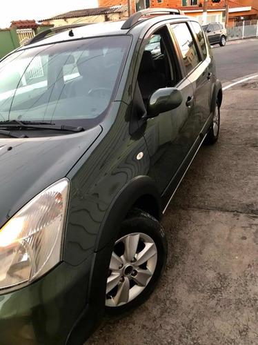 Imagem 1 de 13 de Nissan Livina X-gear 2013 1.8 Sl Flex Aut. 5p
