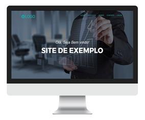 Site Empresarial Em Php Responsivo