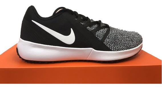 Tênis Nike Varsity Compete Trainer Preto E Cinza Original