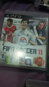 Fifa Soccer 11 Ps3