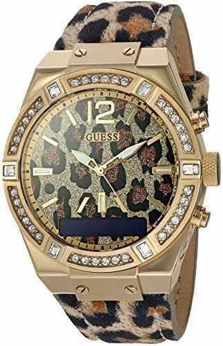 Reloj Inteligente De Acero Inoxidable Para Mujer Guess - Com