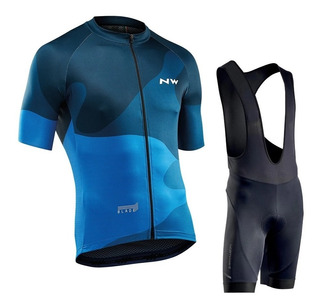 Uniforme Ciclismo Ser Ruta Mtb Northwave 2019 Jersey + Short