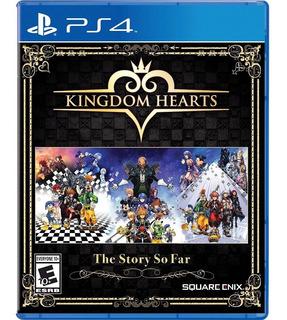 Kingdom Hearts Ps4 The Story So Far