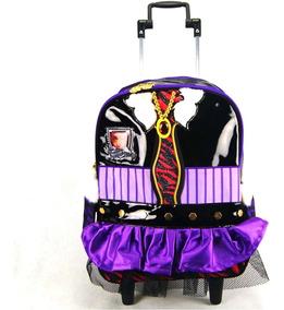 Mochila De Rodinha Monster High Concept Clawdeen Ref 064177