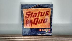 Status Quo 5 Classic Albums - Box Com 5 Cds
