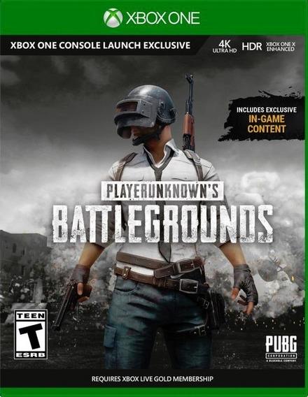 Playerunknown´`s Battlegrounds Xbox One Digital