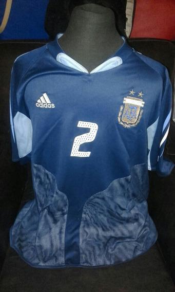 Camiseta Argentina-ayala 2004