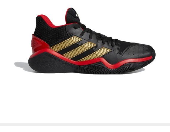 adidas Zapatillas Basquet Hombre Harden Stepback Neg-rojo