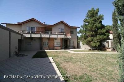 Casa Sola En Venta En Partido Doblado, Juárez, Chihuahua