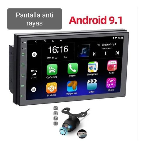 Imagen 1 de 9 de Radio Multimedia Pantalla 7  Touch Bt Wifi Android Garantia