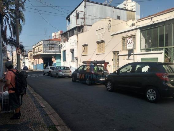 Casa À Venda, 70 M² Por R$ 369.999,00 - Centro - Campinas/sp - Ca0018