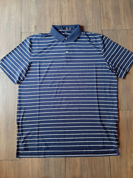 Playera Polo Ralph Laurent Rlx Golf Azul Xxl
