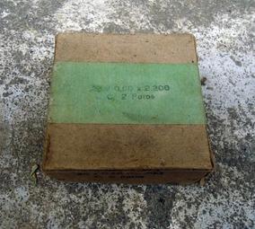 Corda Para Gramofone / Grafonola 25x0,60x2200 2 Furos