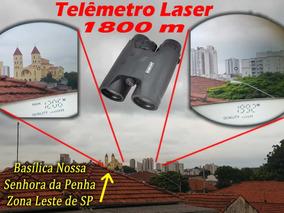 Telêmetro Laser 1800m - Binoculo 8x42mm - Range Finder