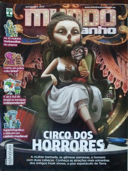 Revista Mundo Estranho- 159- Novembro- 2014