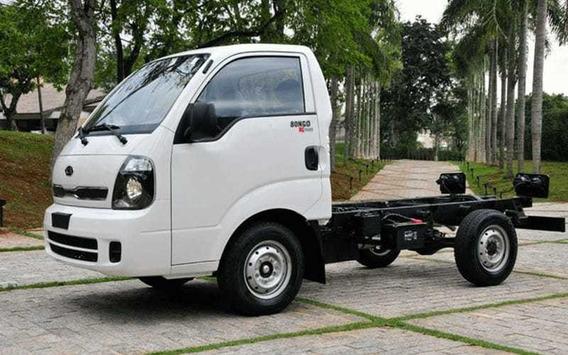 Kia Bongo 2020 Zero Km Com Ar-condicionado